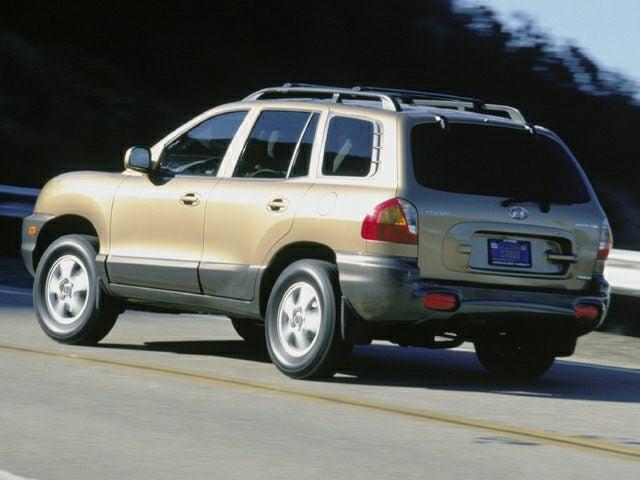 2003 Hyundai Santa Fe SPDELX In Somerville, NJ   Fullerton Alfa Romeo