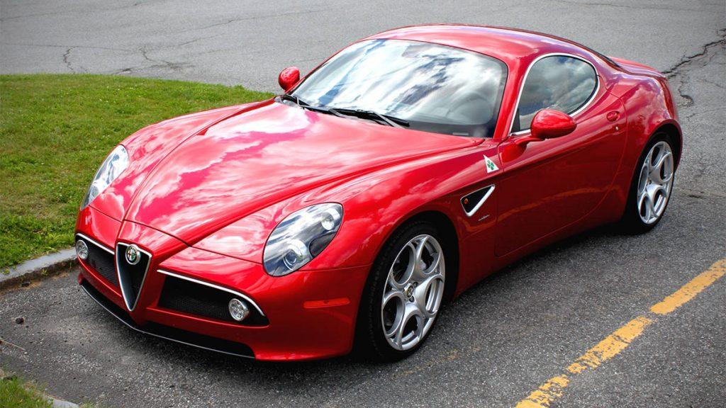 Somerville Luxury Cars Nj Alfa Romeo Lease Specials New Jersey